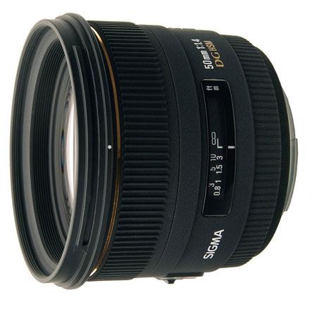 SIGMA EX DG 50/1,4 Sigma-50mm-f14