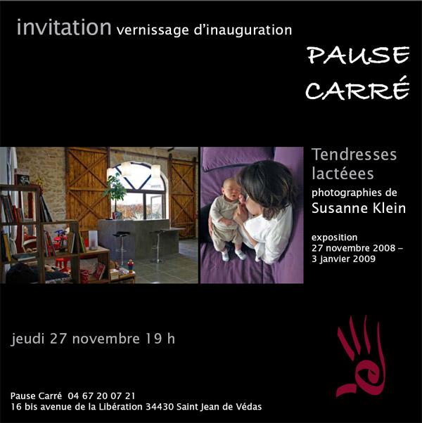 Les expositions et événements photos à Montpellier et dans sa région Suzanne_klein