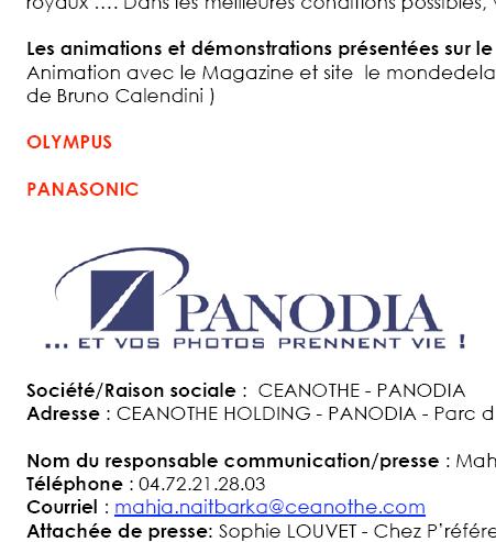 Salon de la photo à Paris Paris_salon